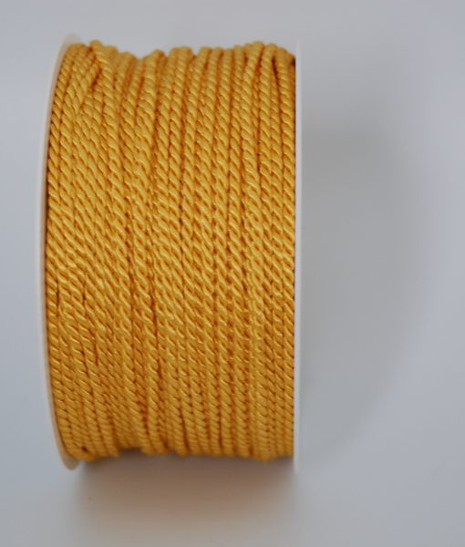 Kordel gelb 50m x 2mm